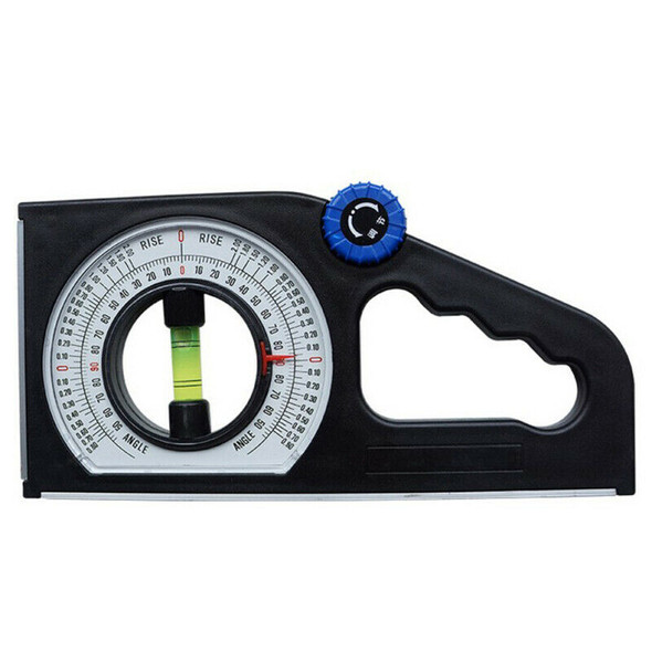 Horizontal Angle Universal Slope Ruler Multifunctional Slope Measure Inst PVD