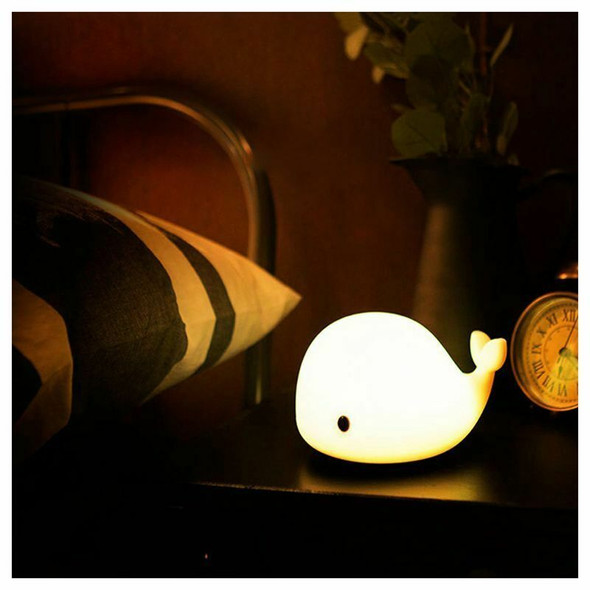 Cute Multicolor Night Lights of 6 Modes for Kid, USB Rechargeable LED Night X1S5