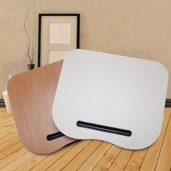 Desk Bed Cushion Knee Lap Handy Computer Reading Writing Table Tablet Tray  I8X7