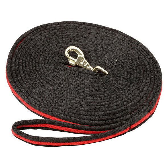 8M Horse Lunge Line Large Dog Training Lead Webbing Equestrian Horse Rope Po&+