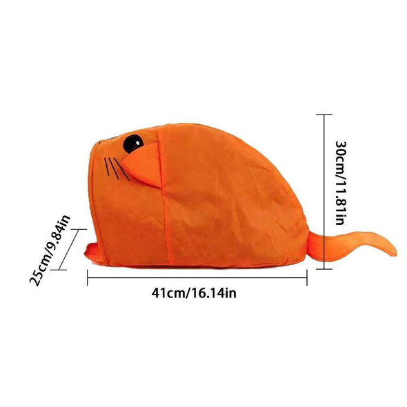 Pet Cat Dog Nest Bed Tunnel Puppy Cave House Portable Sleeping Bag Mat Pad