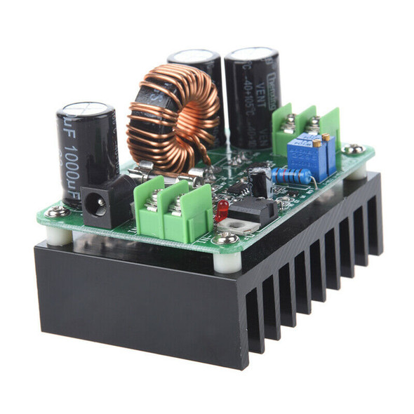 10A DC-DC 600W 10-60V to 12-80V Boost Converter Step-up Module Power Supply W5L8