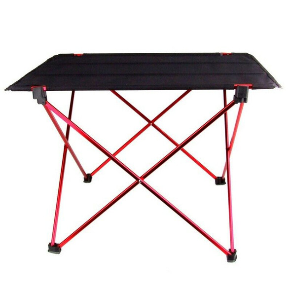 Portable Foldable Folding Table Desk Camping Outdoor Picnic 6061 Aluminium  B8W2