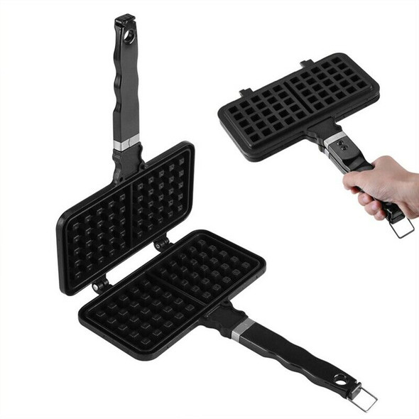 Baking Biscuit Tools Baking Pan Kitchen Pastry Tools 1Pc Non-Stick Waffle M G7K1