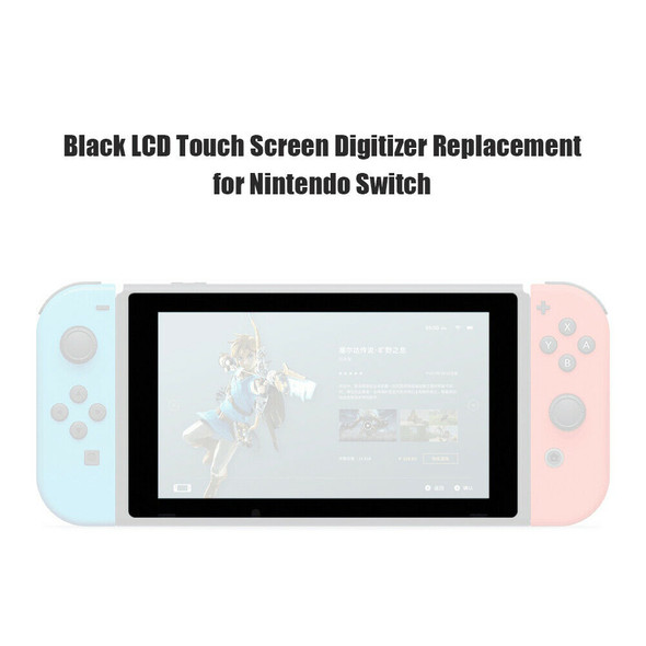 Touch Screen Digitizer Replacement Part Fit for Nintend Switch Game Console