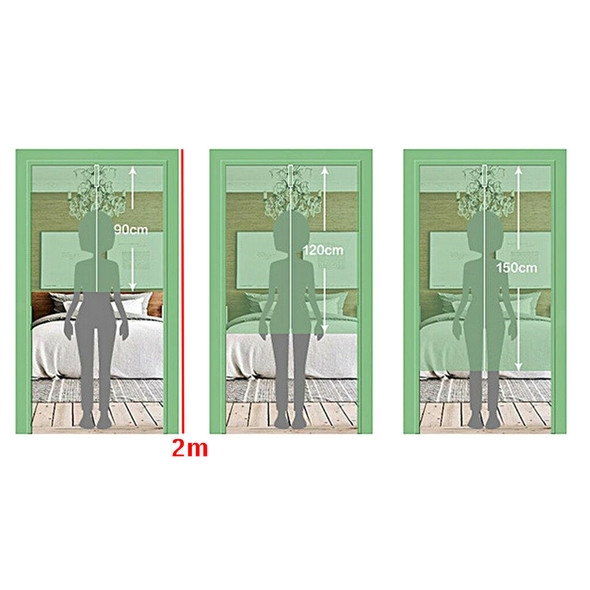 Door Way Noren Curtains Kitchen Short Cotton Linen Tapestry 85x150cm Style 2