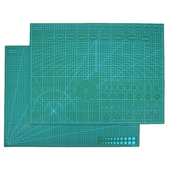 A2 Pvc Double Printed Self Healing Cutting Mat Craft Quilting Scrapbooking  X1C9