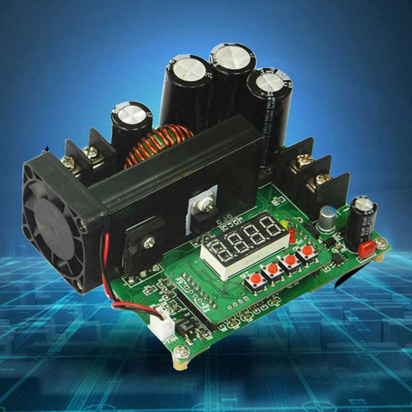 Bst900W 8-60V To 10-120V Dc Converter High Precise Led Control Boost Conver W7F5