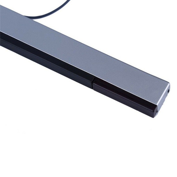 Motion Sensor Receiver Remote Infrared Ray Inductor Bar Game For NS Wii iiJ Cy