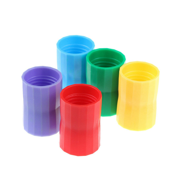 4pcs tornado vortex bottle water connector science cyclone tube experiment J Cy