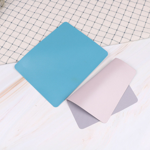 2Pcs thin rubber cloth mouse pad mat for laptop computer mouse mat 215*175mm Tw