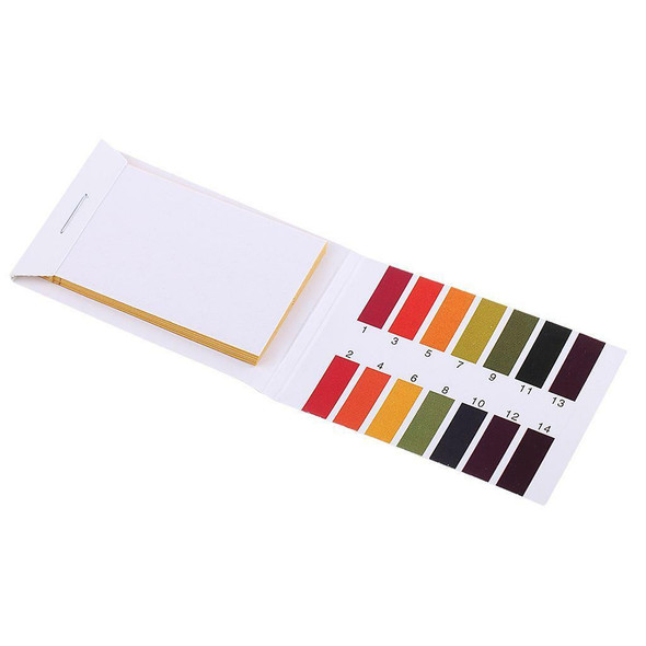 80x PH Indicator Tester Strips Litmus Test Paper Laboratory Urine & Saliva