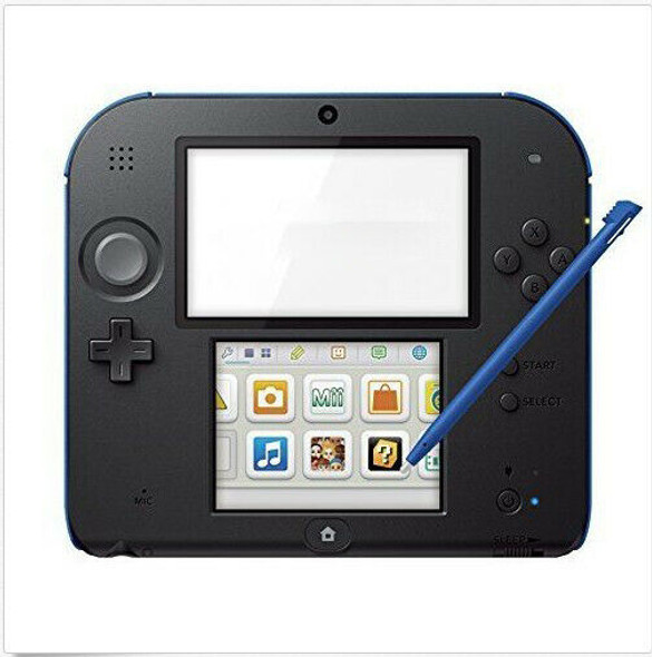 3 Pieces Slot in Touch Screen Stylu Replacement Part for Nintendo 2DS