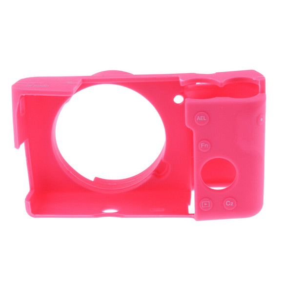 Professional Soft Silicone Camera Protector Cover Case Skin For Sony A6000#1