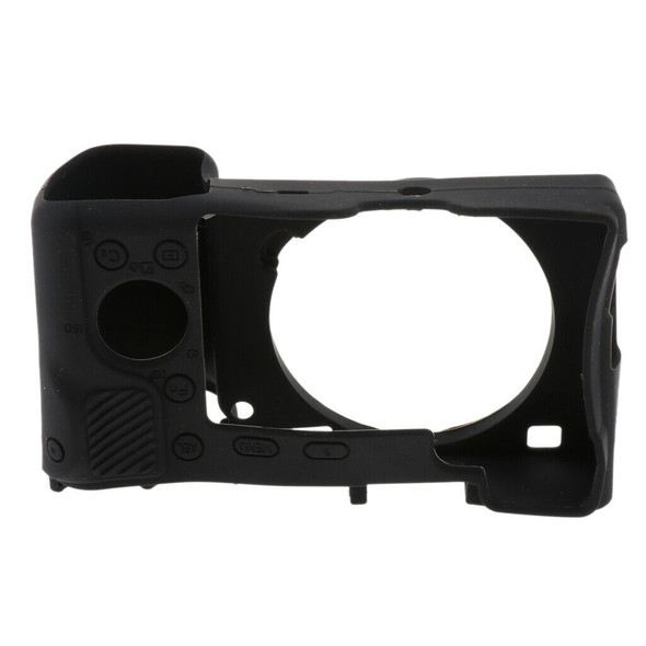 Professional Soft Silicone Camera Protector Cover Case Skin For Sony A6000#2