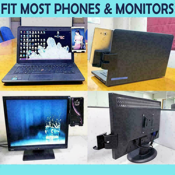 Notebook Screen Side Phone Holder High Quality Q4Z97 M7S6