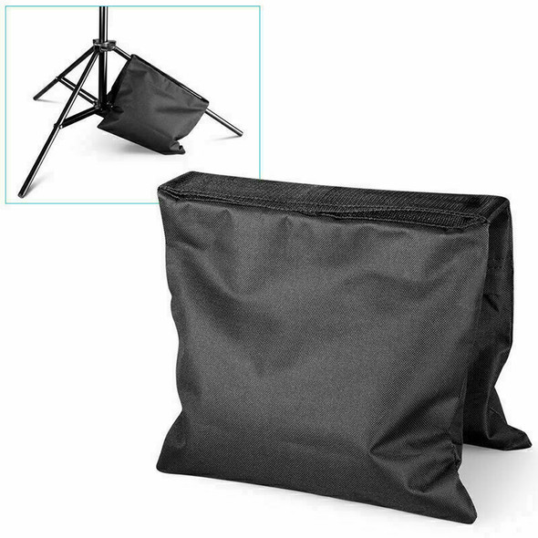1x Counter Balance Sandbags Sand Bag For Photo Studio Light Arm Stand N7H5 L3U1
