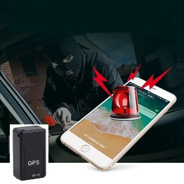 GPSTracker Anti-theft Device Finder Device Tag Vehicle Locator Personal Tracking