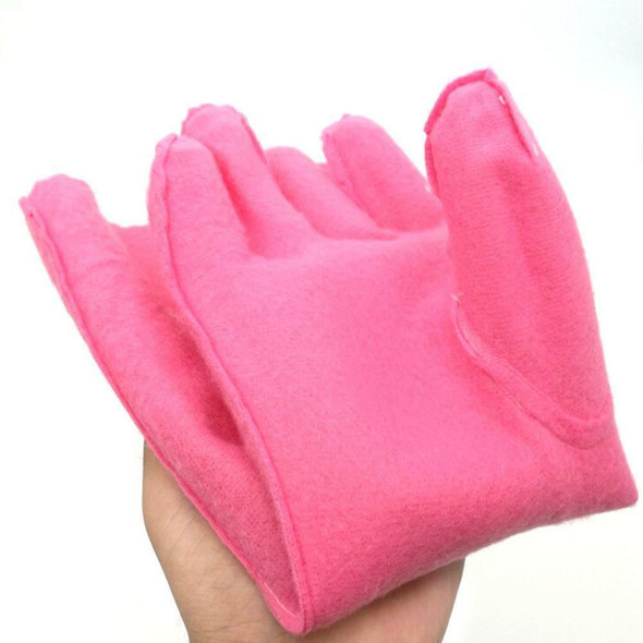 New Waterproof Gauntlet Gloves Long Heavy Duty Rubber PVC Coated Hot Sale Nice