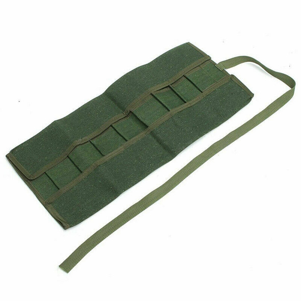 Japanese Bonsai Tools Storage Package Roll Bag Canvas Case Tool Set 600*430 A0A0