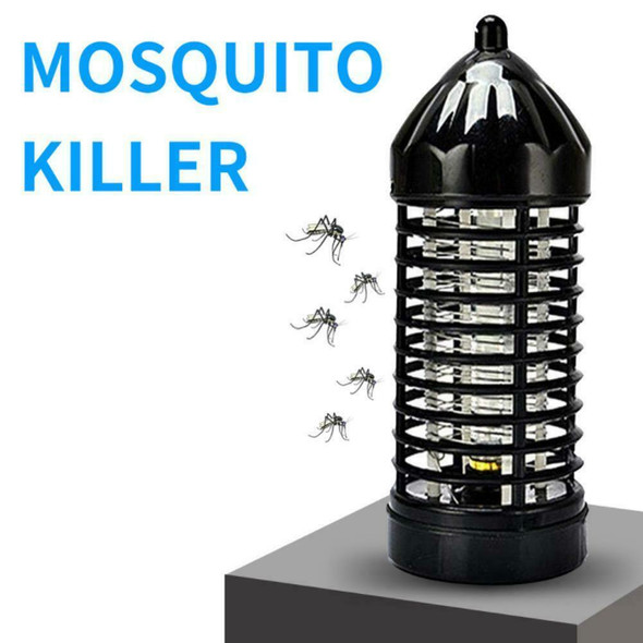 Electric Insect Killer Mosquito Fly Pest Bug Zapper Catcher LED Night Lamp