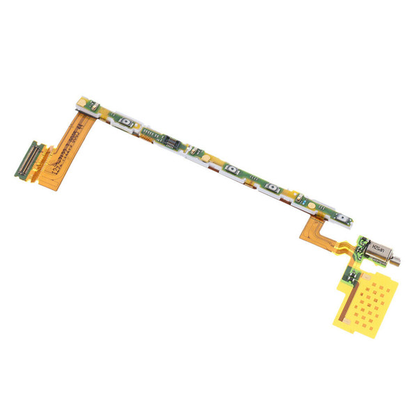 New Power Button Switch On Off Flex Cable for Sony Xperia Z5 E6653