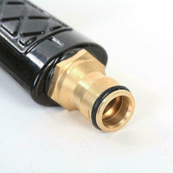 High Pressure Water Spray Gun Brass Nozzle Garden Hose Lawn Car Wash New Pi B7U4