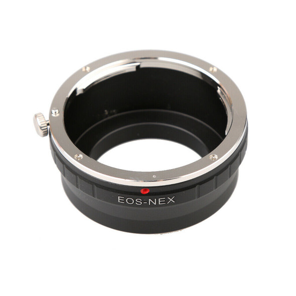 Alloy Lens Adapter Ring for Canon EOS-NEX Lens to Sony NEX 5 7 A6000 A7 A7R