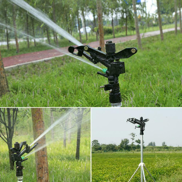 Lawn Woods Farmland 1inch Connector Impact Sprinkler Irrigation F6D5 Syst E6G3