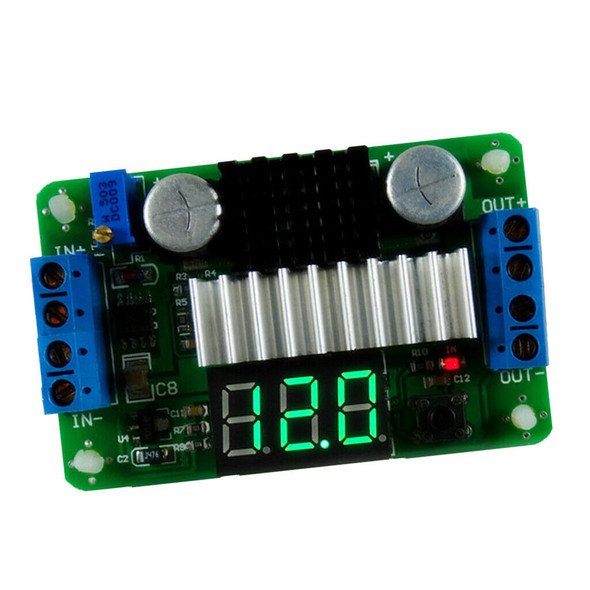 LTC1871 Booster Step Up Module 3.5~30V Converter Power Supply w Green LED