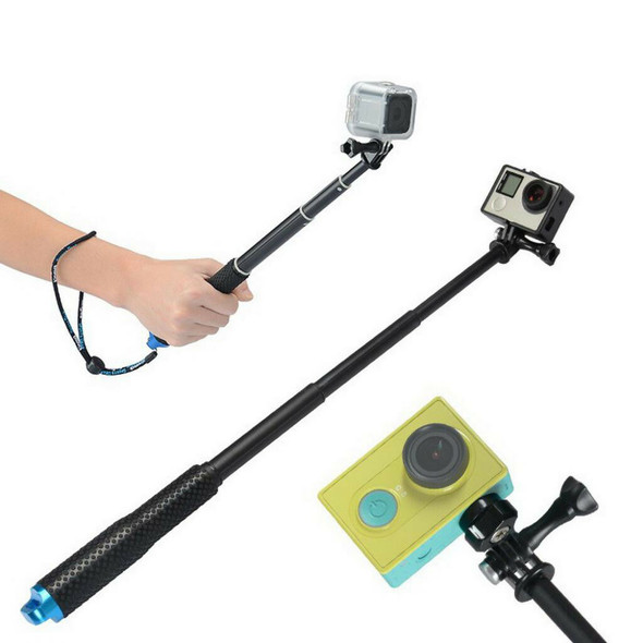 36'' Extendable Pole Telescopic Monopod Selfie Stick for Gopro Camera #2