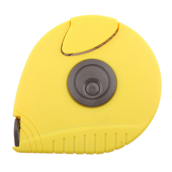 Portable Pocket Retractable Measure Tape Measuring Tool Range 0-20M