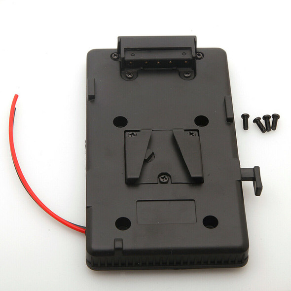 Power Supply Splitter Battery Contact Plate for Sony Digital Cameras