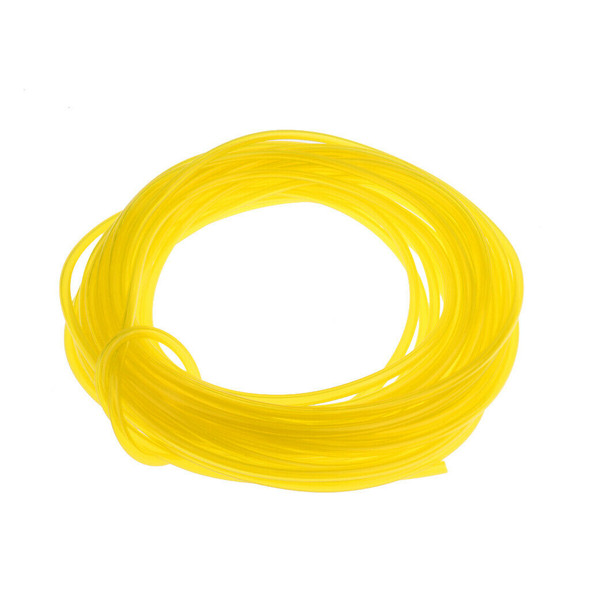 15M Plastic Petrol Fuel Gas Line Pipe Oil Tubing String Trimmer Parts 3*5mm