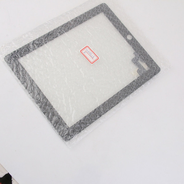 Digitizer Touch Screen Replacement Panel Parts Adhesive Fit for iPad 2 Black