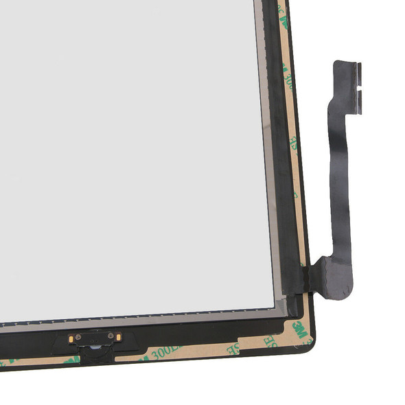 Replacement LCD Digitizer Touch Screen Glass Assembly+Tool f/ iPad 3/4 Black