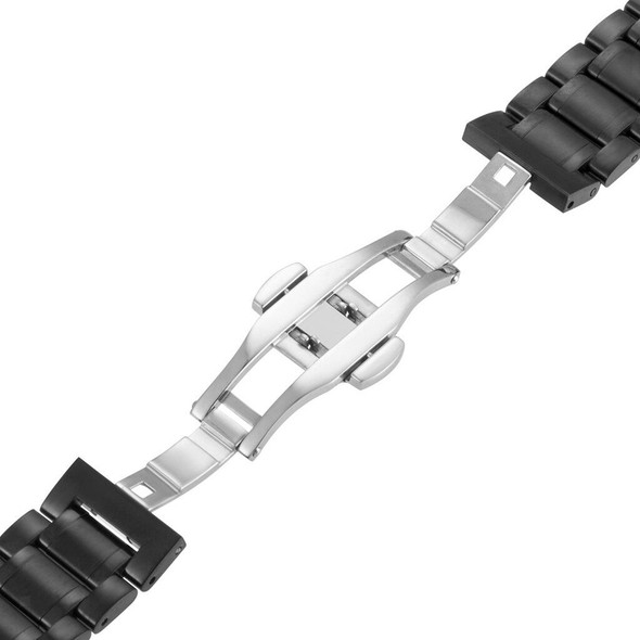2Pack Stainless Steel Quick Release Watchband Strap Link Bracelet for Huawei
