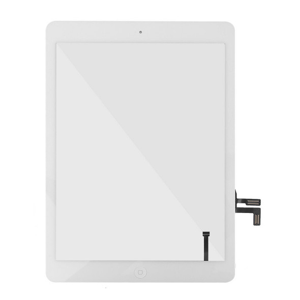 Replacement LCD Digitizer Touch Screen Glass Assembly+Tool f/ iPad Air White