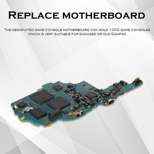 For Sony PSP 1000 Handheld Game Console Motherboard PCB Replacement Parts A#S