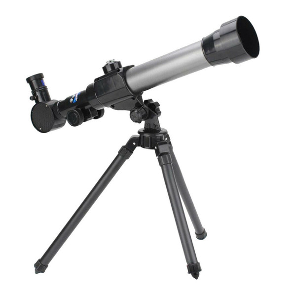 C2105 Beginners 52mm Astronomical Refractor Telescope with Tripod Kids Toys