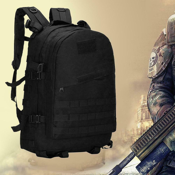 Unisex Waterproof Camouflage Outdoor Multifunction Backpack PUBG Level3 Bag A#S