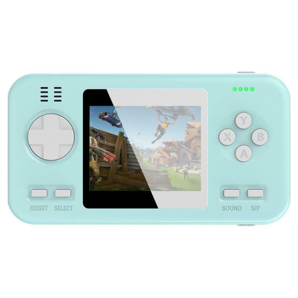 Handheld Game Console Retro 416 Game w/8000mAh Power Bank (Sky Blue) A#S