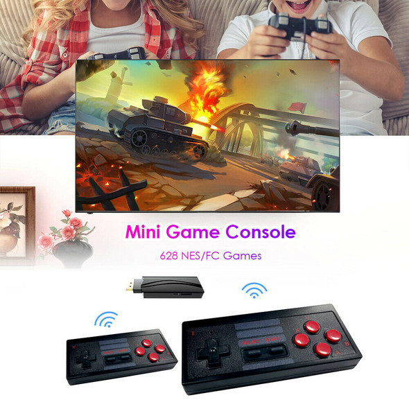 Mini Retro Game Console 1080P HDMI Output Built in 568 Video Games Player