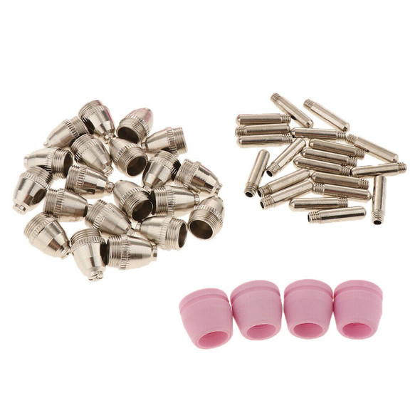 Air Plasma Cutter Cutting Nozzles  Tip Torch Consumable Kits