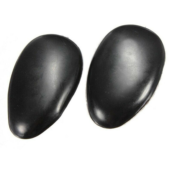 1 Pair Black Plastic Hair Dye Color Coloring Ear Cover Shield Protect Tint