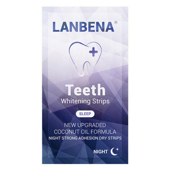 Lanbena Night Charcoal Repair Whitening Teeth Tooth Tooth Removal Tooth Yel