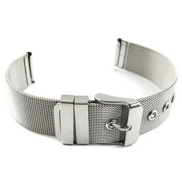 Fashion Milanese Bracelets Stainless Steel Wrist Strap Width: 20mm