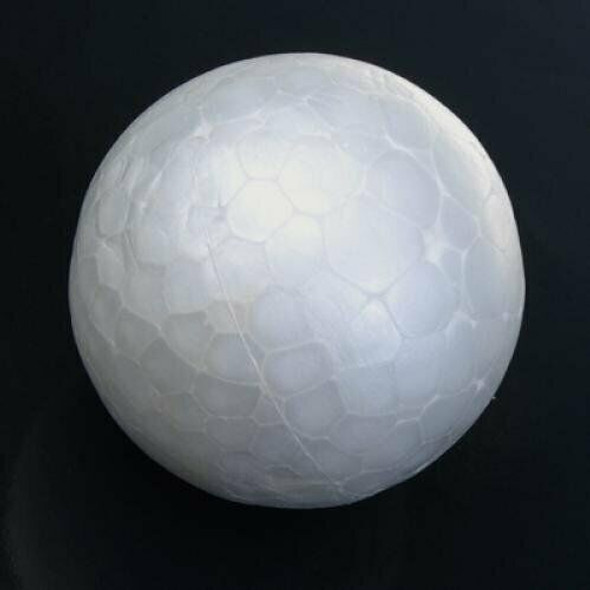 10 x Christmas Decoration Modelling Craft Polystyrene Foam Ball Sphere 6cm-