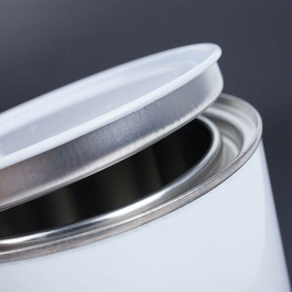 1L small round 1 liter chemical tank paint coating seal iron can