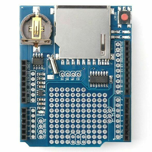 Recorder Data Logger Module Logging Shield XD-204 For Arduino UNO SD Card X
